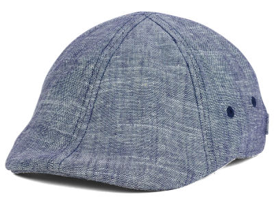 LIDS Private Label PL Textured Linen Driver Cap