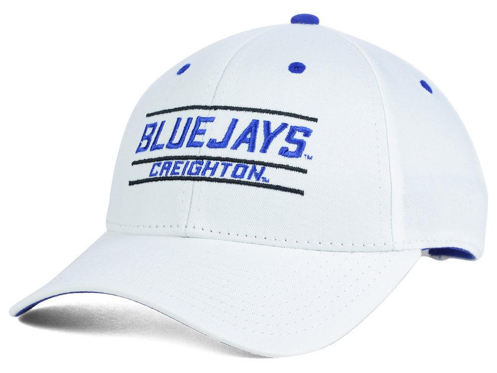 premium selection a2664 480dd Creighton Blue Jays The Game NCAA Classic Game 3 Bar Cap   lids.com