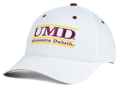 Minnesota Duluth Bulldogs NCAA Classic Game 3 Bar Cap