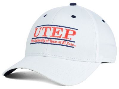 UTEP Miners NCAA Classic Game 3 Bar Cap