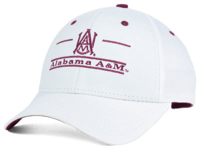 Alabama A&M Bulldogs NCAA Classic Game 3 Bar Cap