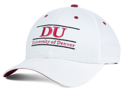 Denver Pioneers NCAA Classic Game 3 Bar Cap