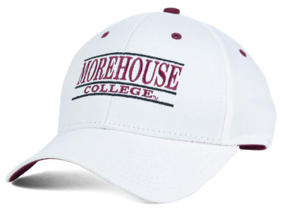 Morehouse Maroon Tigers NCAA Classic Game 3 Bar Cap