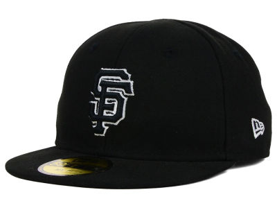San Francisco Giants New Era MLB Youth My First Black/White 59FIFTY Cap