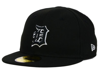Detroit Tigers New Era MLB Youth My First Black/White 59FIFTY Cap