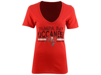 Tampa Bay Buccaneers Authentic NFL Apparel NFL Women's Endzone T-Shirt