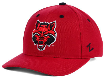 Arkansas State Red Wolves Zephyr NCAA Competitor Hat
