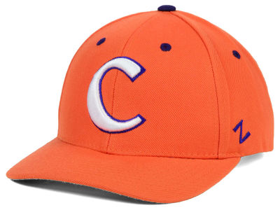 Clemson Tigers Zephyr NCAA Competitor Hat