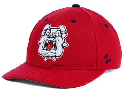 Fresno State Bulldogs Zephyr NCAA Competitor Hat