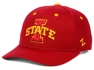 Iowa State Cyclones Zephyr NCAA Competitor Hat