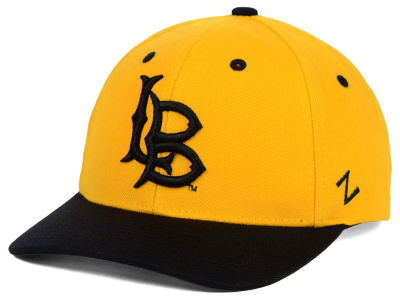 Long Beach State 49ers Zephyr NCAA Competitor Hat