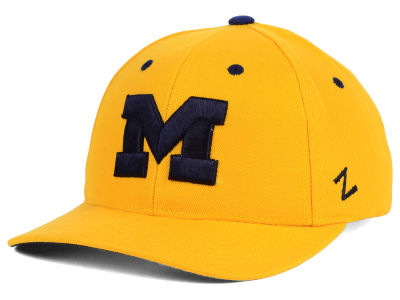 Michigan Wolverines Zephyr NCAA Competitor Hat