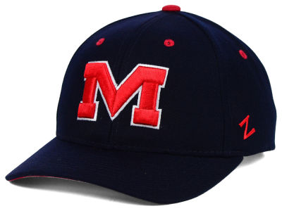 Ole Miss Rebels Zephyr NCAA Competitor Hat
