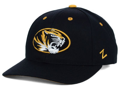 Missouri Tigers Zephyr NCAA Competitor Hat