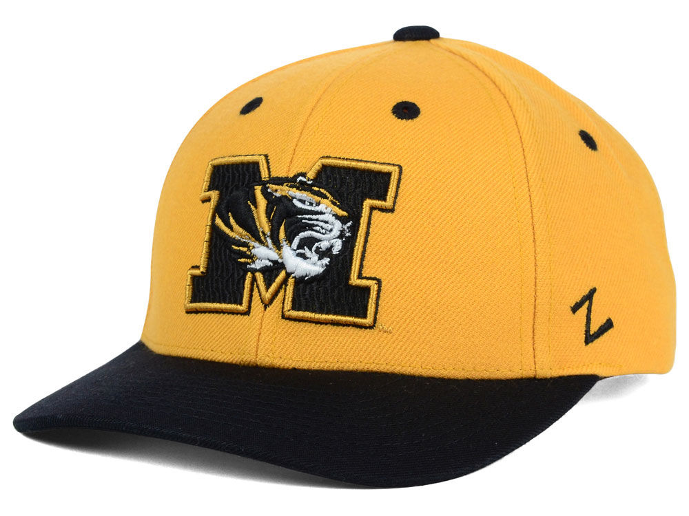 competitive price 4be08 8ef2e Missouri Tigers Zephyr NCAA Competitor Hat   lids.com