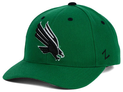 North Texas Mean Green Zephyr NCAA Competitor Hat