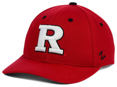 Rutgers Scarlet Knights Zephyr NCAA Competitor Hat