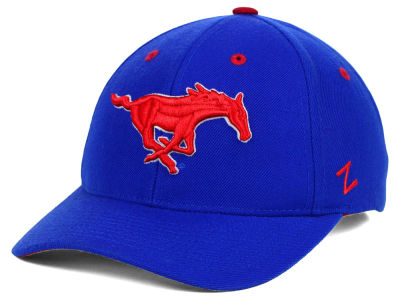 Southern Methodist Mustangs Zephyr NCAA Competitor Hat
