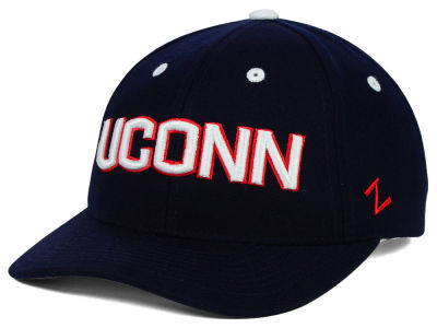 Connecticut Huskies Zephyr NCAA Competitor Hat