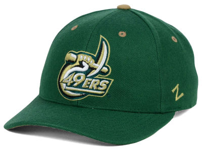 Charlotte 49ers Zephyr NCAA Competitor Hat