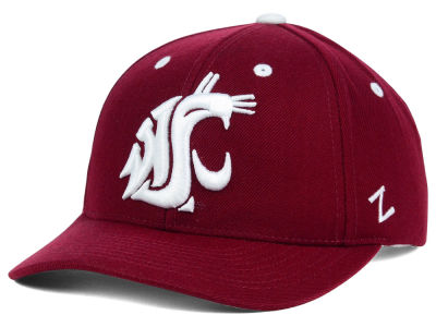 Washington State Cougars Zephyr NCAA Competitor Hat