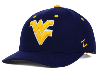 West Virginia Mountaineers Zephyr NCAA Competitor Hat