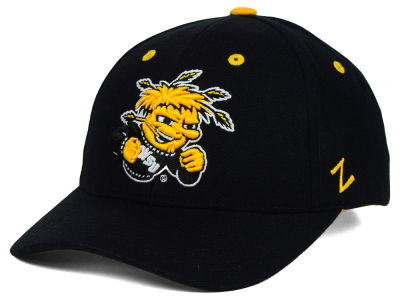 Wichita State Shockers Zephyr NCAA Competitor Hat