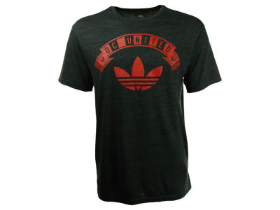 DC United adidas MLS Tri-Blend T-Shirt