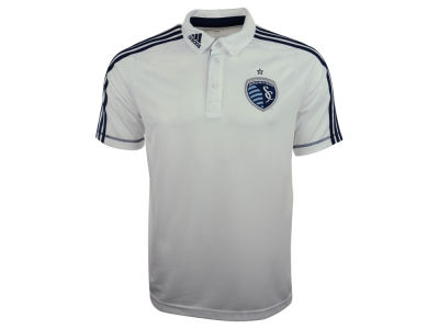 Sporting Kansas City adidas MLS Polo