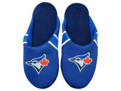Toronto Blue Jays Jersey Slippers