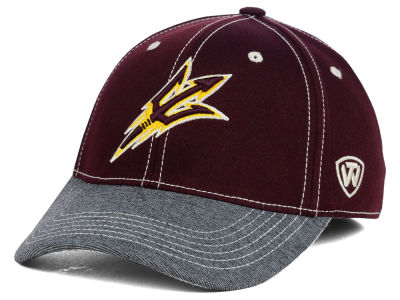 Arizona State Sun Devils Top of the World NCAA D'Up Stretch Cap