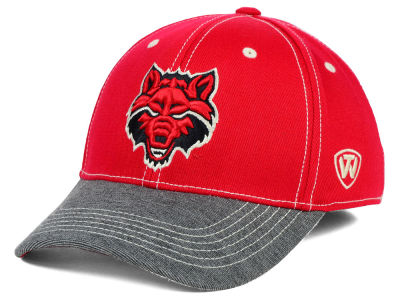 Arkansas State Red Wolves Top of the World NCAA D'Up Stretch Cap