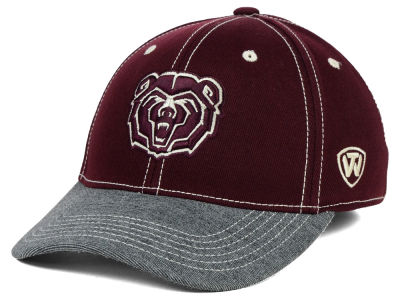 Missouri State Bears Top of the World NCAA D'Up Stretch Cap