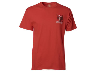 Texas Tech Red Raiders NCAA Men's Born and Bred 2-Hit Label T-Shirt