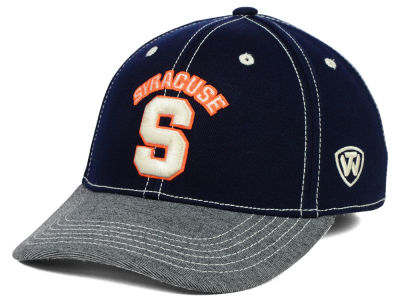 Syracuse Orange Top of the World NCAA D'Up Stretch Cap