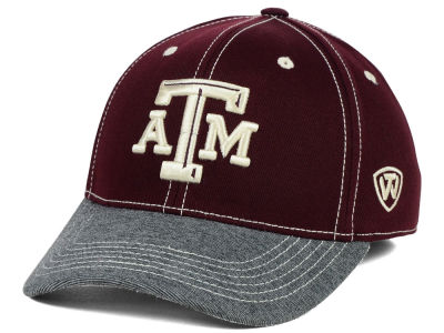 Texas A&M Aggies Top of the World NCAA D'Up Stretch Cap
