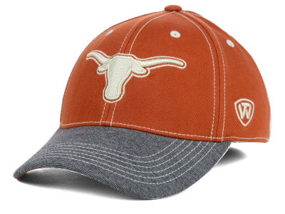 Texas Longhorns Top of the World NCAA D'Up Stretch Cap