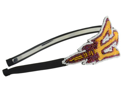 Arizona State Sun Devils Horseshoe Glitter Hairband