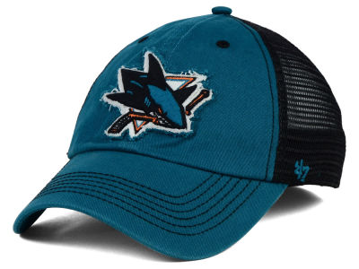 San Jose Sharks '47 NHL Taylor '47 Closer Cap