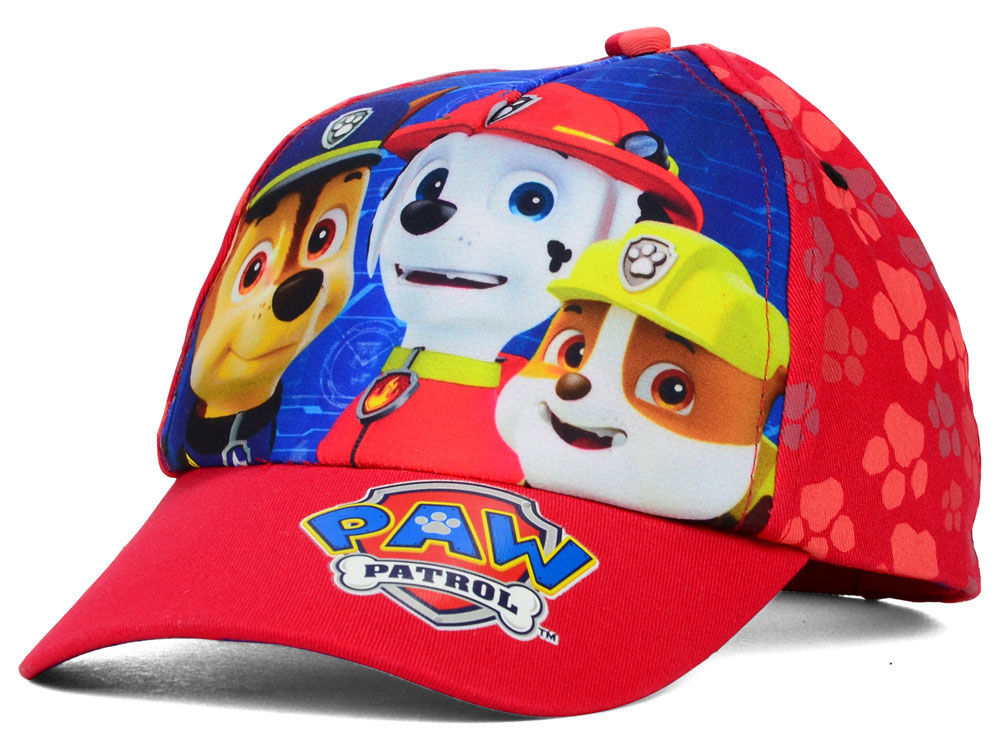 Nickelodeon Paw Patrol Toddler Yelp For Help Baseball Hat  d66ad2a2ae4c