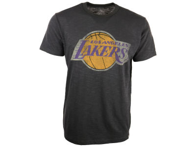 Los Angeles Lakers '47 NBA Wordmark Scrum T-Shirt