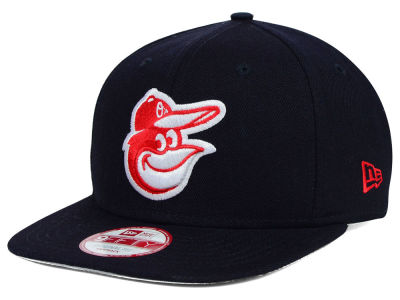 Baltimore Orioles New Era MLB Twisted Original Fit 9FIFTY Snapback Cap