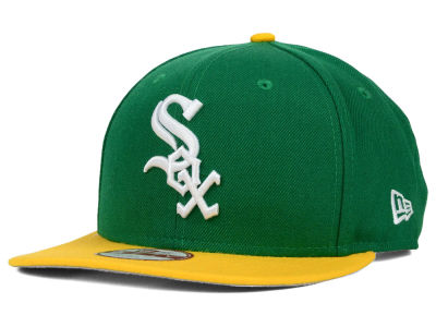 Chicago White Sox New Era MLB Twisted Original Fit 9FIFTY Snapback Cap
