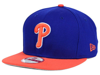 Philadelphia Phillies New Era MLB Twisted Original Fit 9FIFTY Snapback Cap