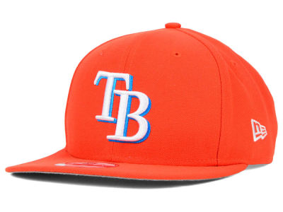 Tampa Bay Rays New Era MLB Twisted Original Fit 9FIFTY Snapback Cap