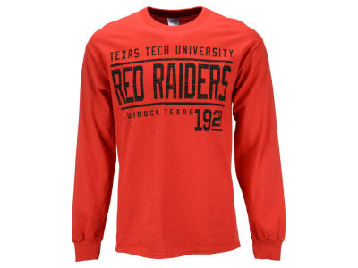 Texas Tech Red Raiders NCAA Men's Midtown Long Sleeve T-Shirt