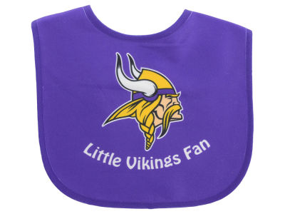 Minnesota Vikings All Pro Baby Bib