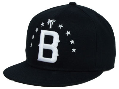 BLVD Star Snapback Hat