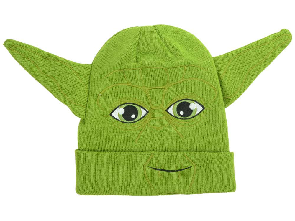 Star Wars Youth Star Wars Big Ears Cuffed Knit Lidscom