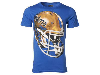 Florida Gators NCAA Men's Sideline Completion Helmet T-Shirt